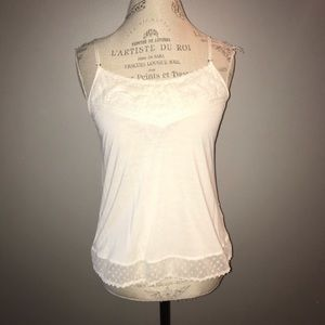 White BP Tee with Front Tuck Size XS